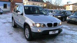 2005 Bmw X5 3 0i X Drive Suv Review Test Drive Video Watch Now