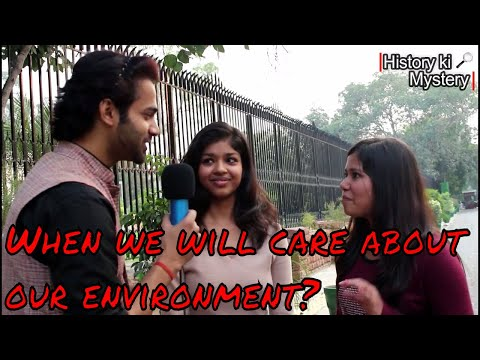 When will we care about our environment? Delhi on environment condition | Delhites on smog in Delhi