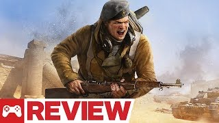 Call of Duty: WW2 - The War Machine DLC Review