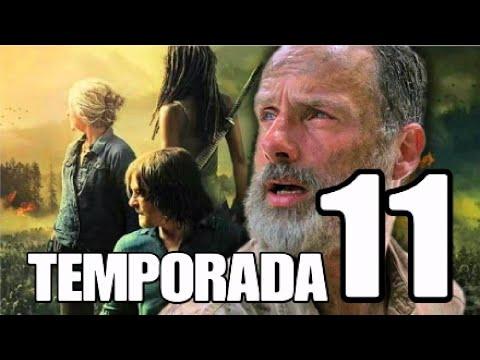 The Walking Dead Temporada 11 Toda La Información.