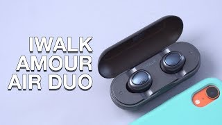iWalk Amour Air Duo - Tai nghe True-Wireless giá 1.5tr