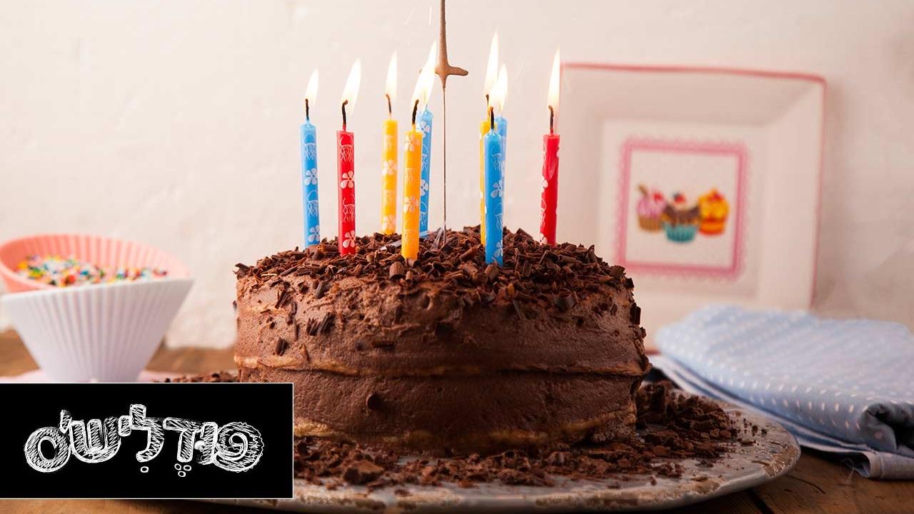 עוגת פנקייק מטריפה