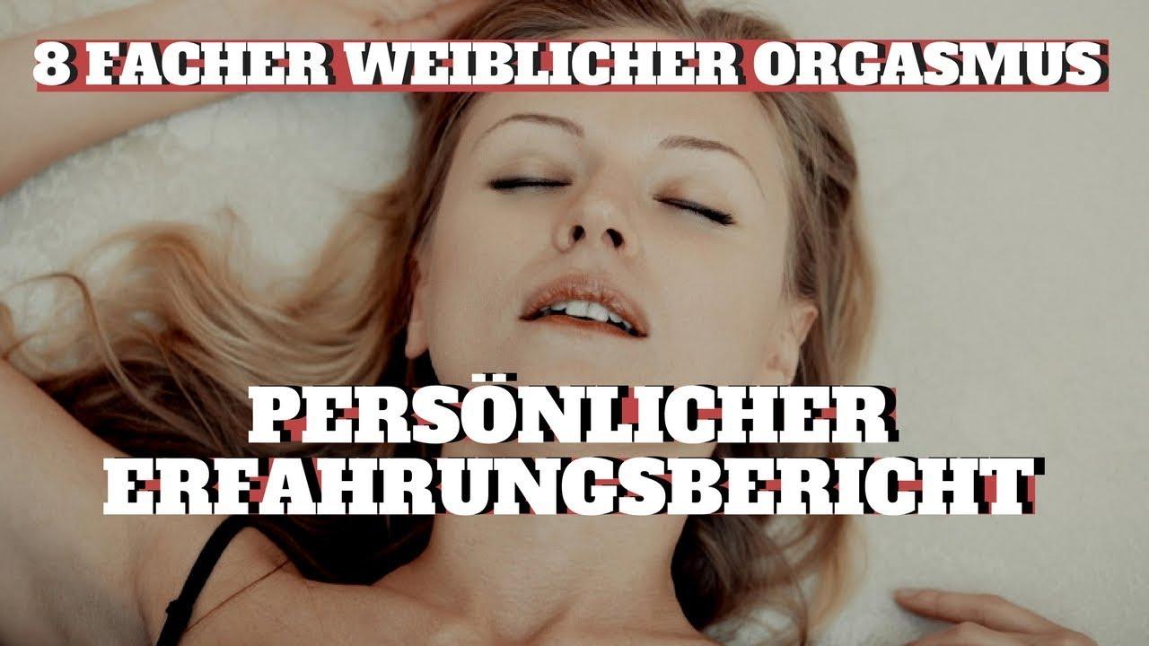 Weiblicher orgsmus