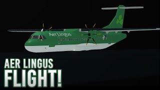 ROBLOX ¡Vuelo Aer Lingus!