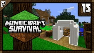 insanely easy afk fish farm project revamping   let s play minecraft survival 1 12