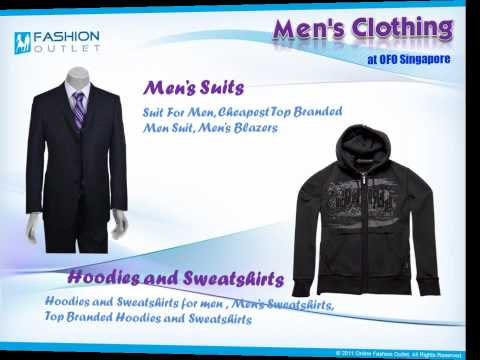 Cheapest Men Clothing at Online Fashion Outlet Singapore