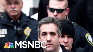 Why Michael Cohen's Public Testimony Likely Puts Donald Trump In More Peril | Deadline | MSNBC
