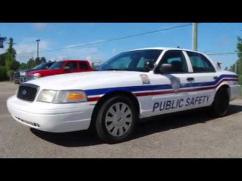 2008 Ford Crown Victoria for sale scauctions.com South Carolina Auction