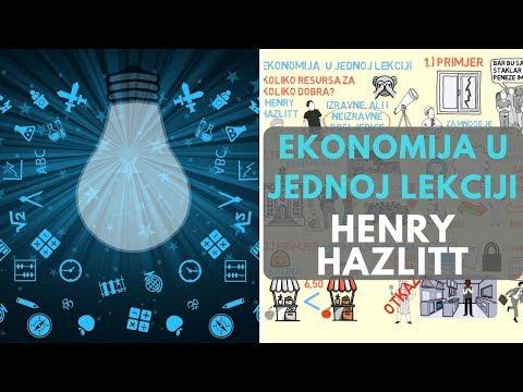 Ekonomija u jednoj lekciji (Henry Hazlitt)