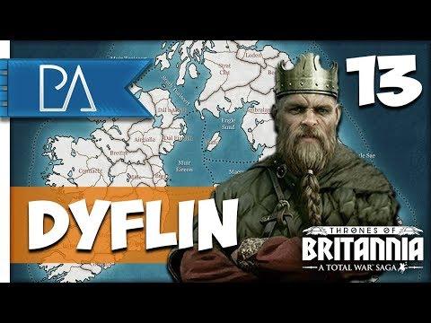 LIBERATING BRITANNIA - Thrones of Britannia: Total War Saga - Dyflin Campaign #13