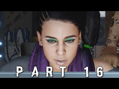 Watch Dogs 2 - HACKING IN SPACE - Walkthrough Gameplay Part 16 (PS4 PRO)