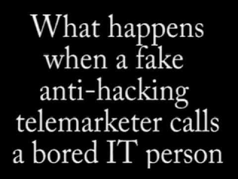 fun with anti-hacking telemarketers