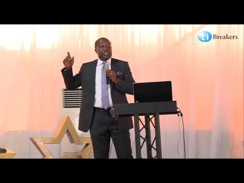 Barrister Emeka Etiaba at Tibreakers Career Conference 2014