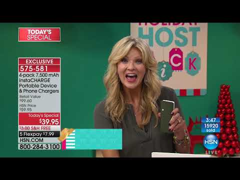 HSN | Callie Northagen's Holiday Gift Picks 10.14.2017 - 01 PM