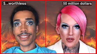 Following Jeffree Star's FIRST MakeUp Tutorial...IN HELL🔥