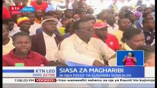 Siasa za Magharibi: Jamii ya Waluhya wasisitiza umoja, pia watoa wito wa katiba kubadilishwa
