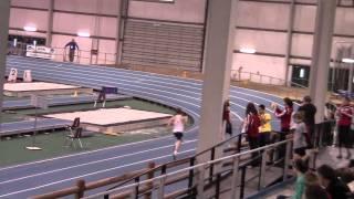 Men 200m Final - GNAC Conference Indoor Track & Field Championships