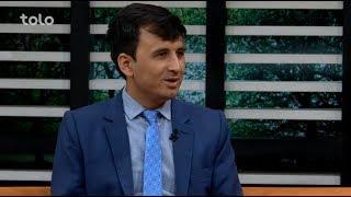 بامداد خوش - باغداری - صحبت ها با اکبر رستمی در مورد تولیدات میوه افغانستان