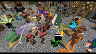 Minecraft - pokemon. Ловлю в покебол - Пиксельмон сервер в майнкрафте.