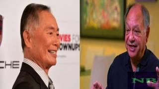 george takei but he desires cheech's blueberries