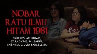 Reaksi Cast Millennials nonton Ratu Ilmu Hitam 1981