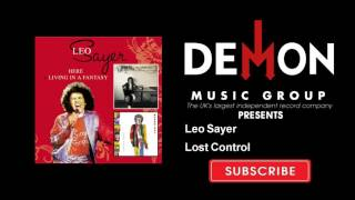 Watch Leo Sayer Lost Control video
