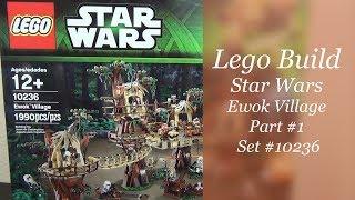 LEGO Build - Star Wars Ewok Village Set #10236 - Part 1