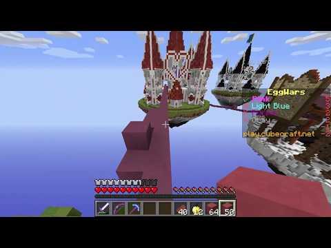 MI PARTIDA MÁS RÁPIDA EN TEA PARTY! CON CRONUSRD (Eggwars Minecraft)