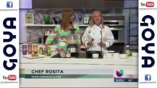 Flan De Mango By Chef Rosita