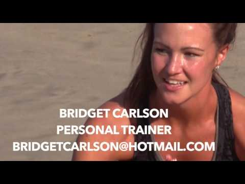 Bridget Carlson, Personal Fitness Trainer, Minneapolis