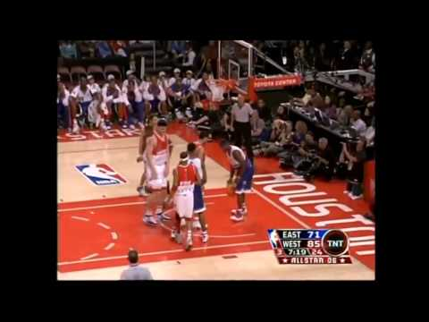 2006 NBA All-Star Game Best Plays (720p HD)