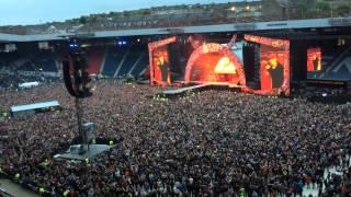AC/DC, Hampden Park, Glasgow, 2015
