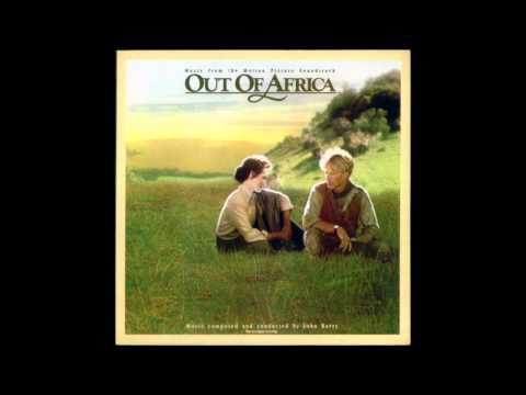 Out of Africa OST - 06. Karen's Journey / Siyawe