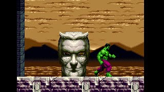 The Incredible Hulk | SNES Longplay