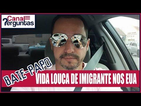 🔴[AO VIVO] De gerente de vendas no Brasil à motorista na Califórnia - EUA ✔