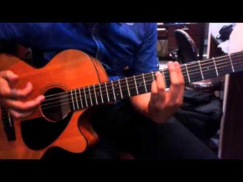 Adera - Lebih indah (guitar intro)