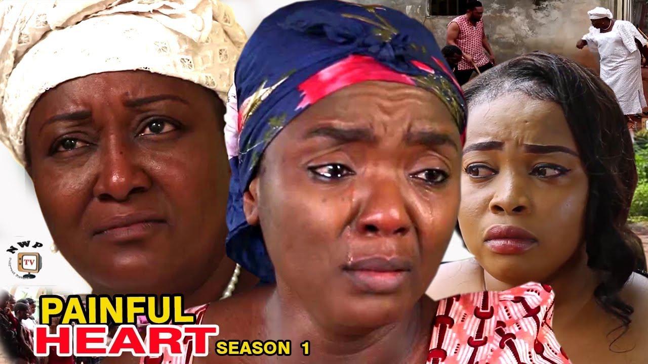 Download Painful Heart Season 1 - Chioma Chukwuka 2017 Latest Nigerian Nollywood Movie full HD
