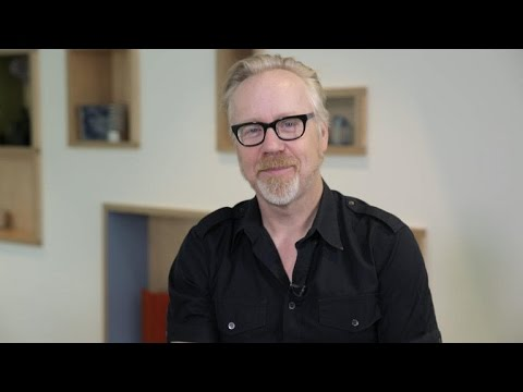 What Adam Savage is doing now that 'Mythbusters' is over