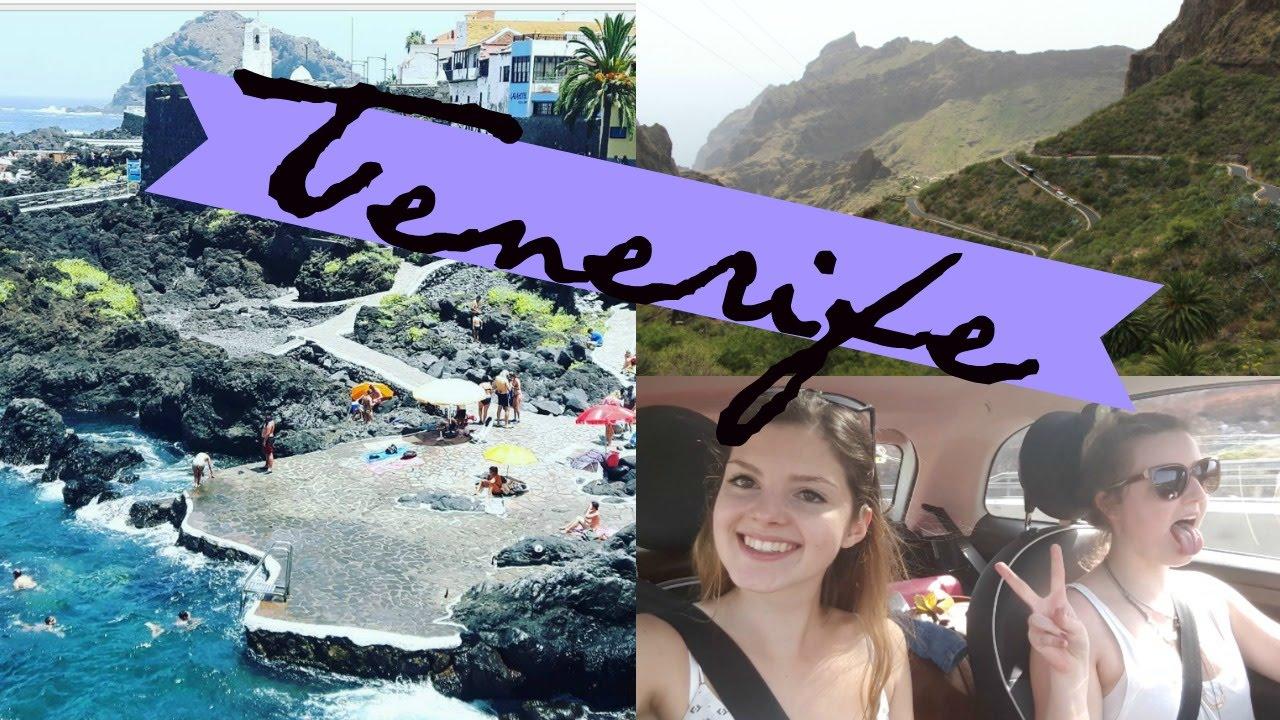 Around the Island in 1 Day  | TENERIFE 2016  | TRAVEL VLOG