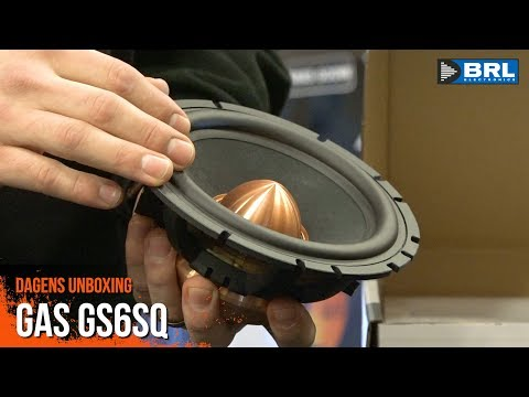 BRL Unboxing - GAS GS6SQ