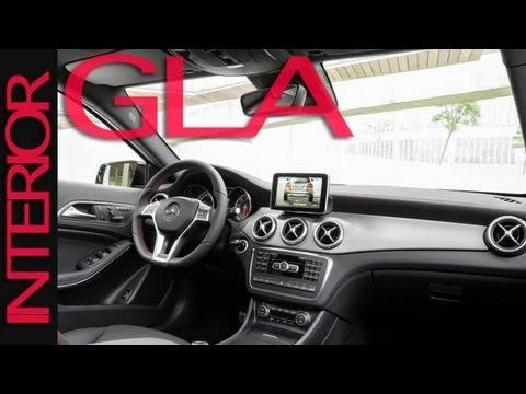 2014 all new mercedes gla 250 cdi nice interior design for Cdi interior design