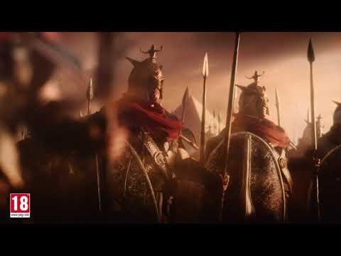 Assassin's Creed: Origins Sand CGI Trailer