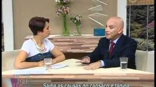 Fadiga, Estafa e Exaustão com Dr Cyro Masci - 3/3