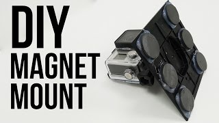DIY Magnet Mount