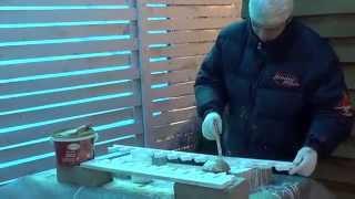 Наличники своими руками. Часть 2. Покраска.(Это видео урок, с описанием поэтапного создания деревянных оконных наличников, в технике пропильной домово..., 2014-05-09T18:30:41.000Z)