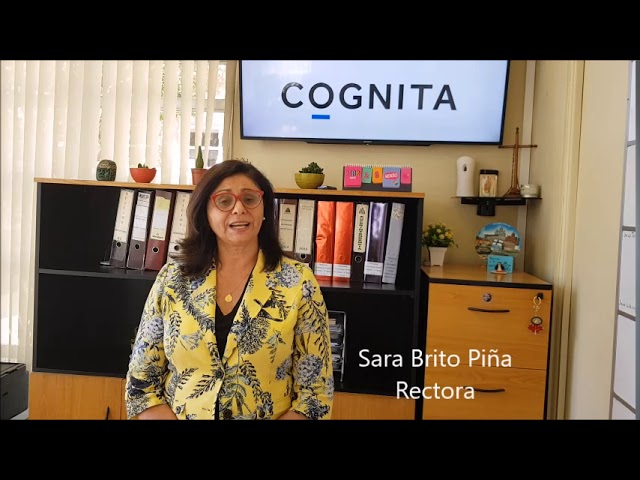Rectora Sara Brito envía mensaje a comunidad Pumahue Huechuraba