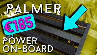 The powered pedal board solution! Palmer PB 40