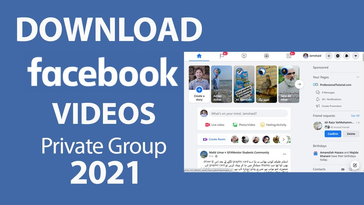 How to Download a Video From a Private Facebook Group 12