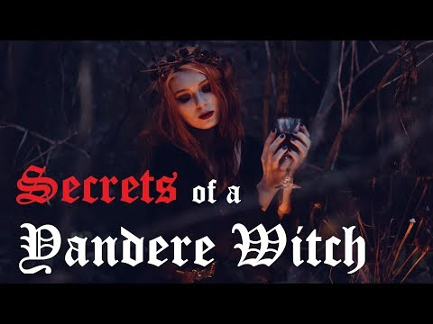 Secrets of a Yandere Witch ASMR Roleplay (Charmed Pt 7) -- (Female x Male Listener)