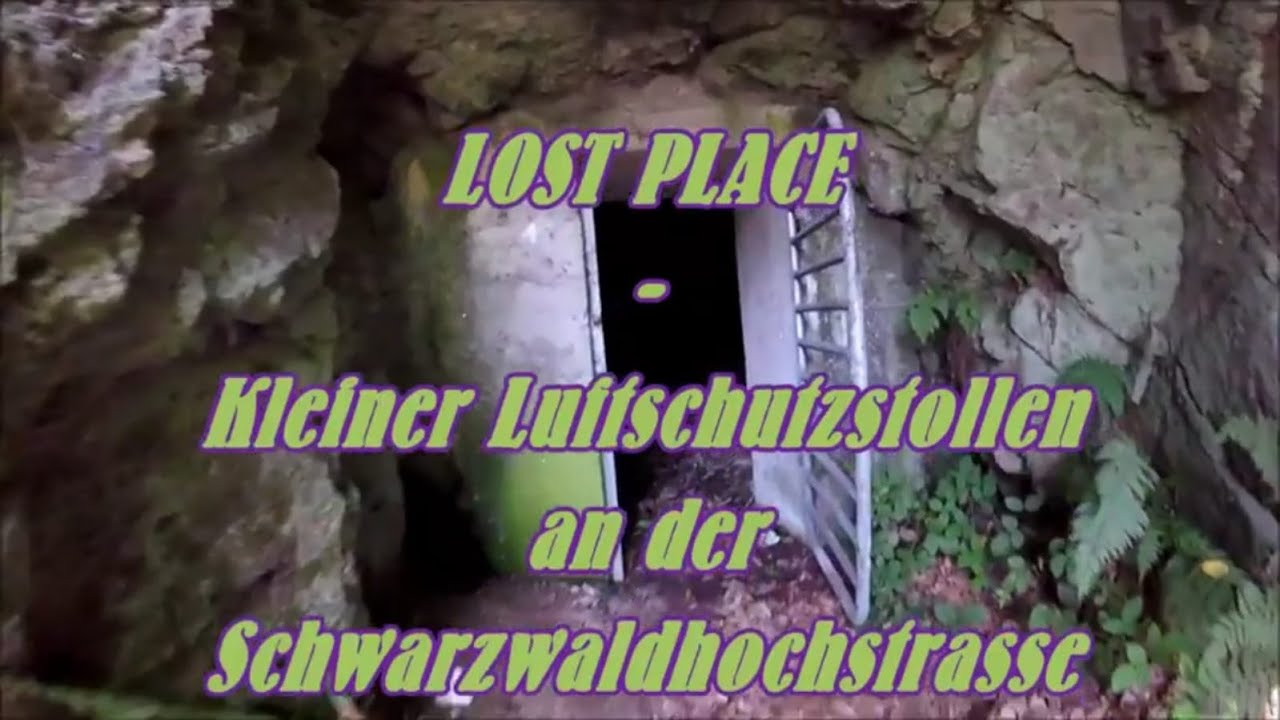 Lost Place Schwarzwald